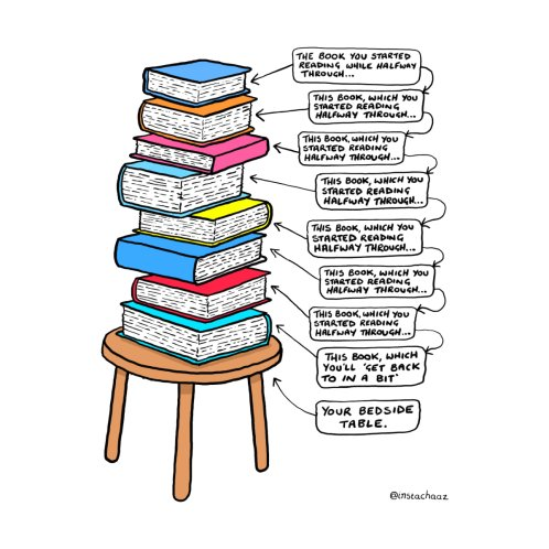 Design for All Your Books