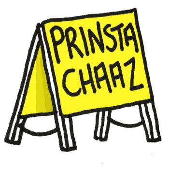 Prinstachaaz Logo