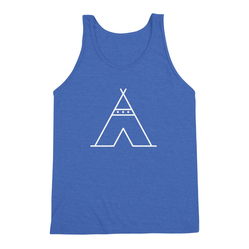 Homeschool Tribe Men's Triblend Tank by Intentional Family