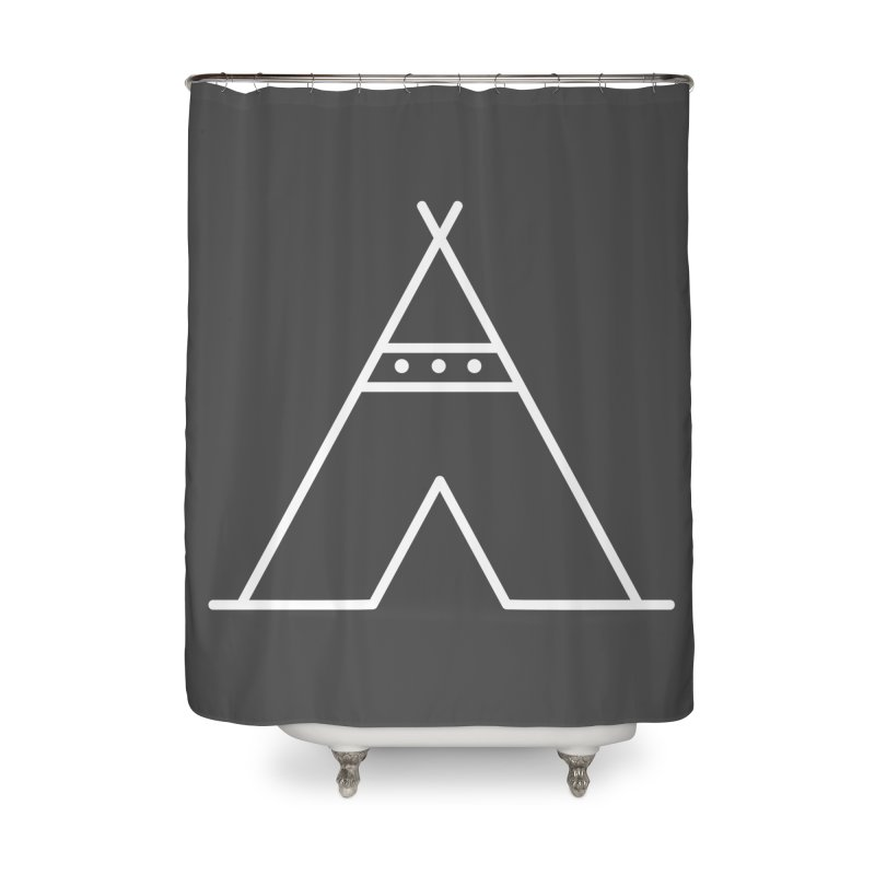 Homeschool Tribe Home Shower Curtain by Intentional Family