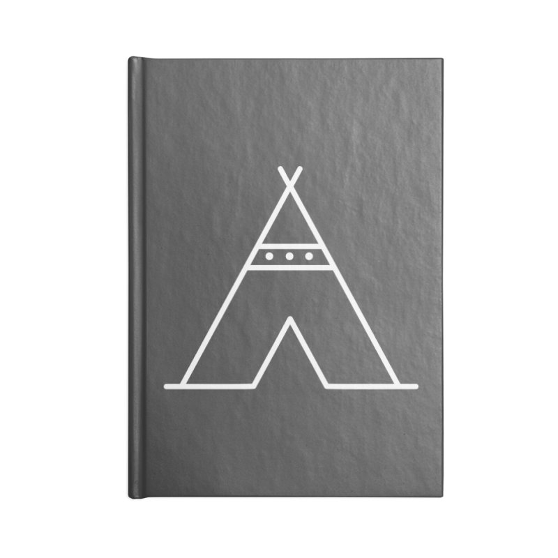 Homeschool Tribe Accessories Blank Journal Notebook by Intentional Family