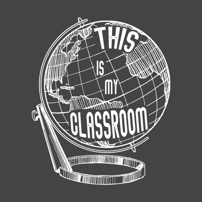 This Is My Classroom Home Blanket by Intentional Family