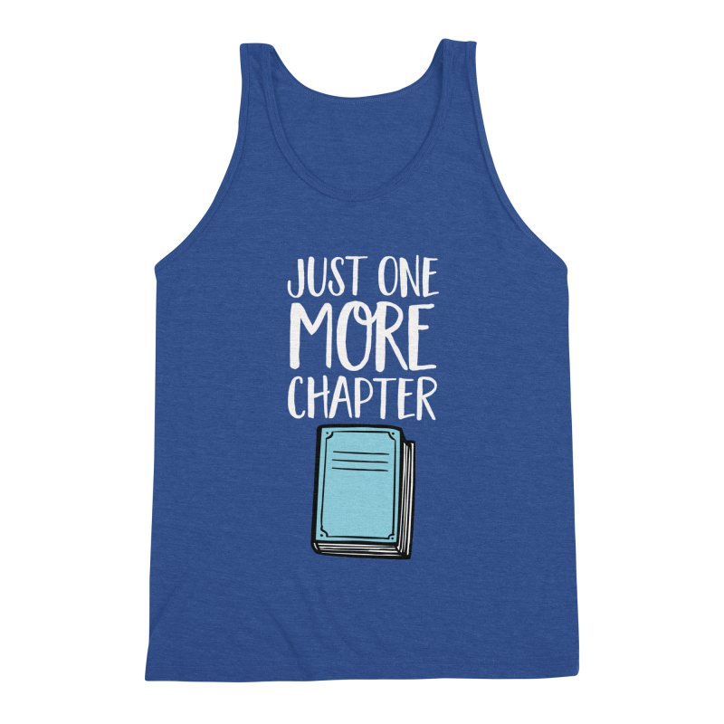 Just One More Chapter Men's Tank by Intentional Family