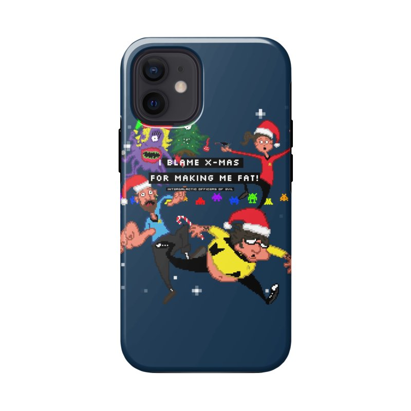 Merchandise Accessories Phone Case by Intergalatic Officers of Evil's Shop