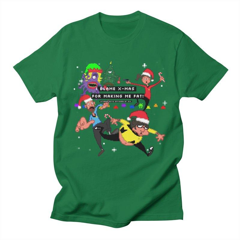 Merchandise Men's T-Shirt by Intergalatic Officers of Evil's Shop