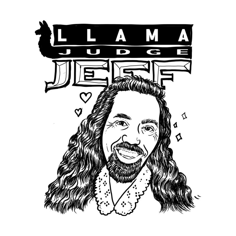 Llama Judge Women's T-Shirt by Taylor's Internet Country Store