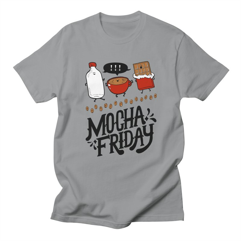 Mocha Friday Men's T-Shirt by Taylor's Internet Country Store