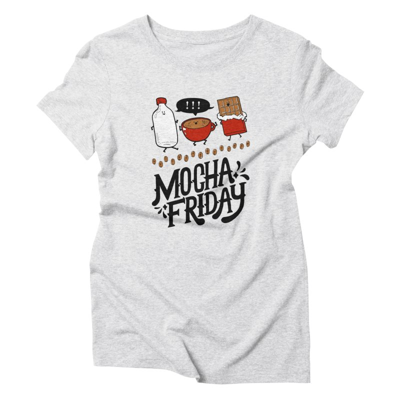 Mocha Friday Women's T-Shirt by Taylor's Internet Country Store