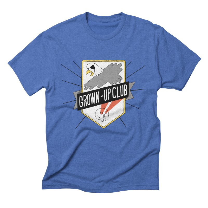 Grown-Up Club: the Shirt Men's T-Shirt by Taylor's Internet Country Store