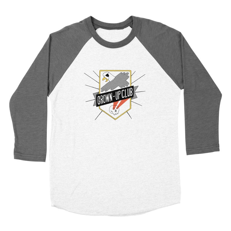 Grown-Up Club: the Shirt Women's Longsleeve T-Shirt by Taylor's Internet Country Store
