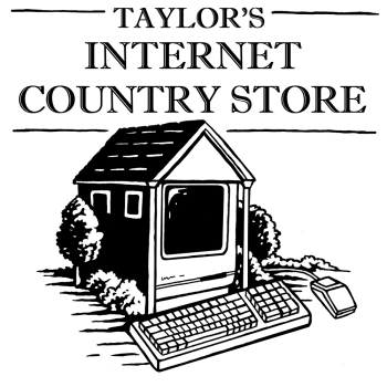 Taylor's Internet Country Store Logo