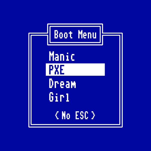 image for Manic PXE Dream Girl