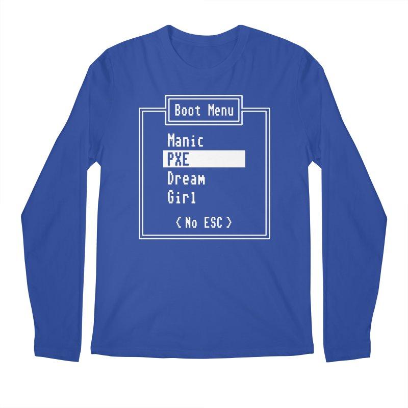 Manic PXE Dream Girl Men's Regular Longsleeve T-Shirt by Interrupt Designs