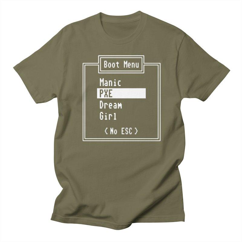 Manic PXE Dream Girl Women's Regular Unisex T-Shirt by Interrupt Designs