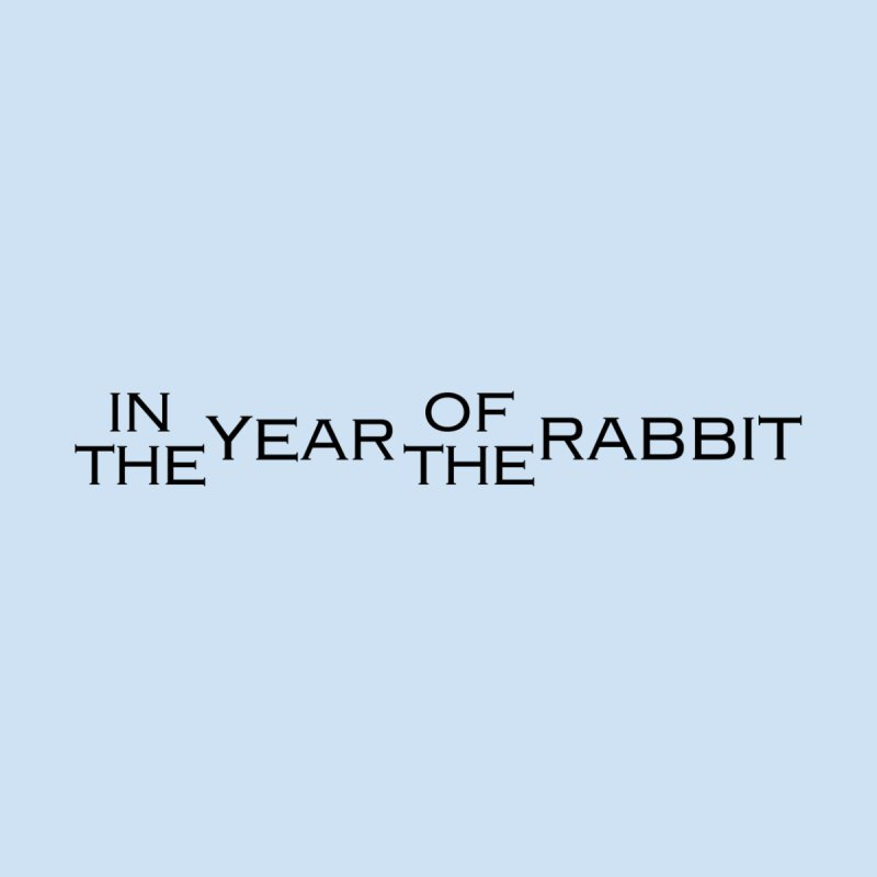 ITYOTR Men's T-Shirt by In the Year of the Rabbit Shop