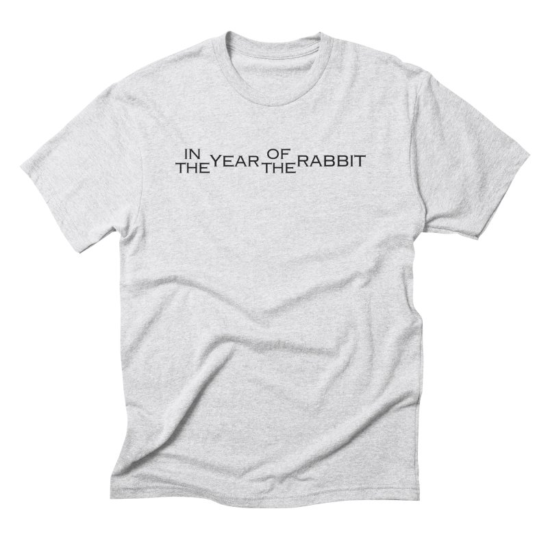 ITYOTR Men's Triblend T-Shirt by In the Year of the Rabbit Shop