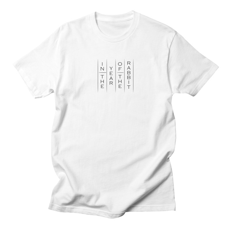 ITYOTR Square Men's Regular T-Shirt by In the Year of the Rabbit Shop