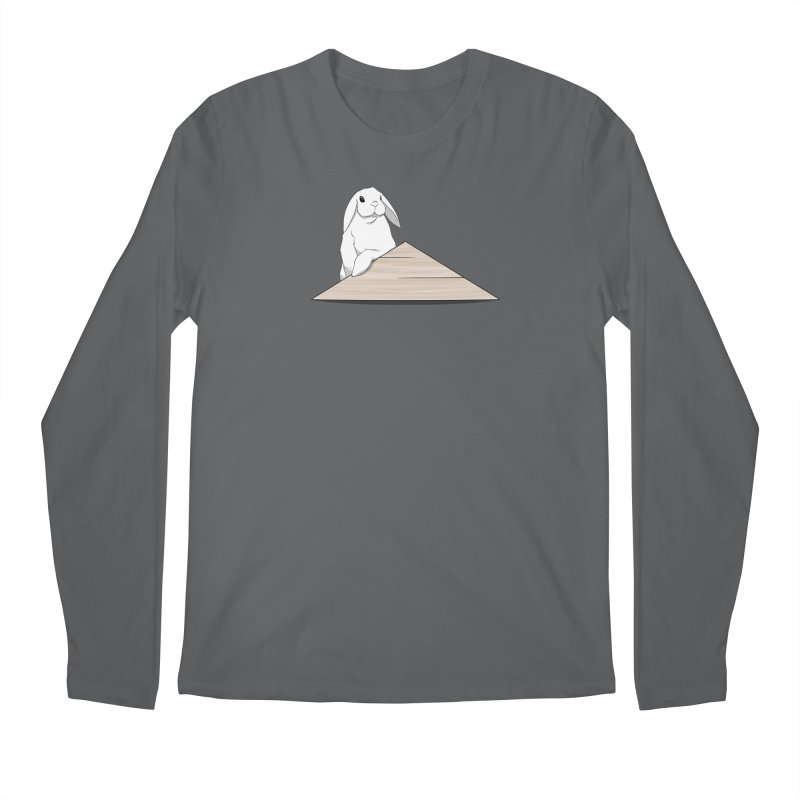 You Forgot Dis Men's Regular Longsleeve T-Shirt by In the Year of the Rabbit Shop