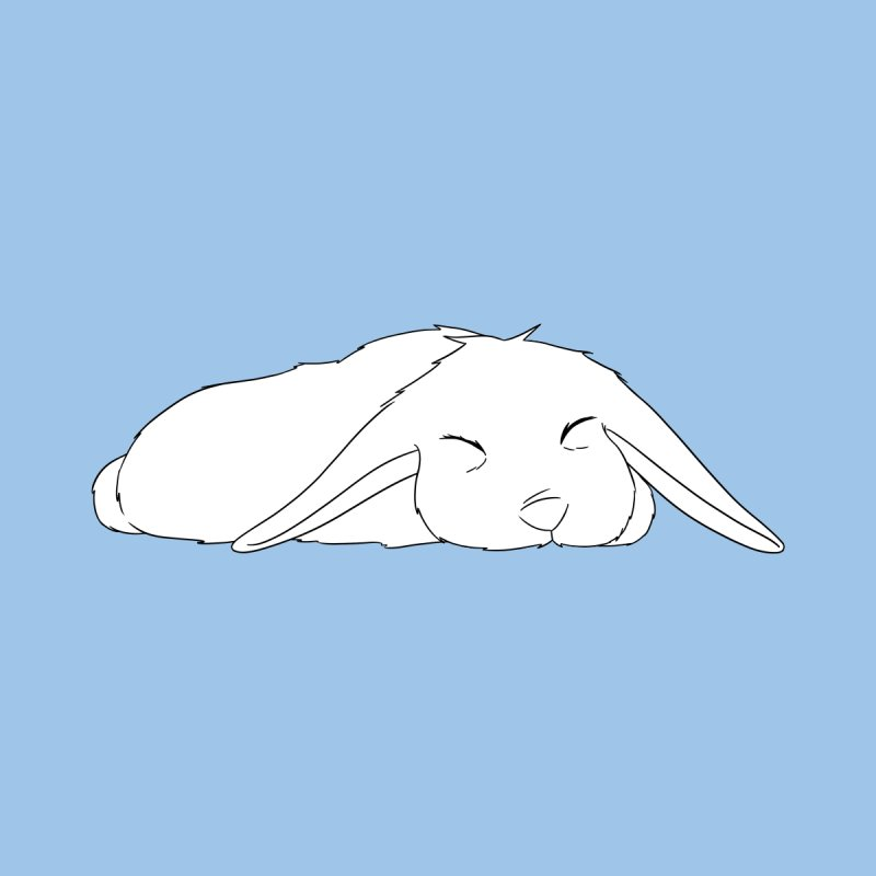 Sleepy Bunny by In the Year of the Rabbit Shop