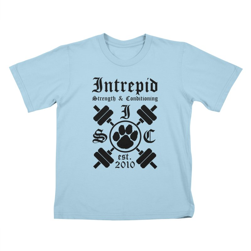 Intrepid Kids T-Shirt by Intrepid CF Warwick's Artist Shop