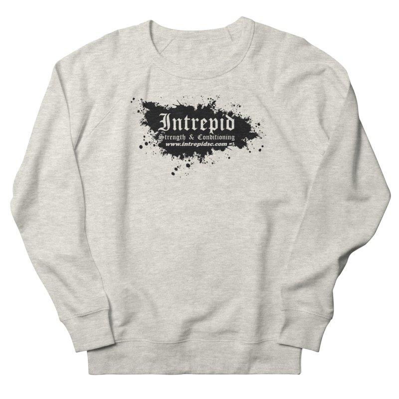 Intrepid Splatter Women's French Terry Sweatshirt by Intrepid CF Warwick's Artist Shop