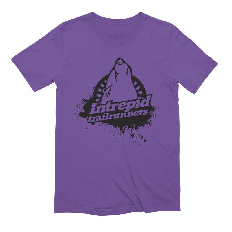 Intrepid Trail Runner Men's Extra Soft T-Shirt by intrepidcfwarwick's Artist Shop