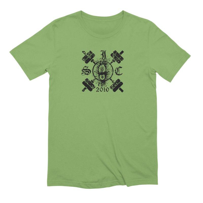 Intrepid Army Men's Extra Soft T-Shirt by Intrepid CF Warwick's Artist Shop