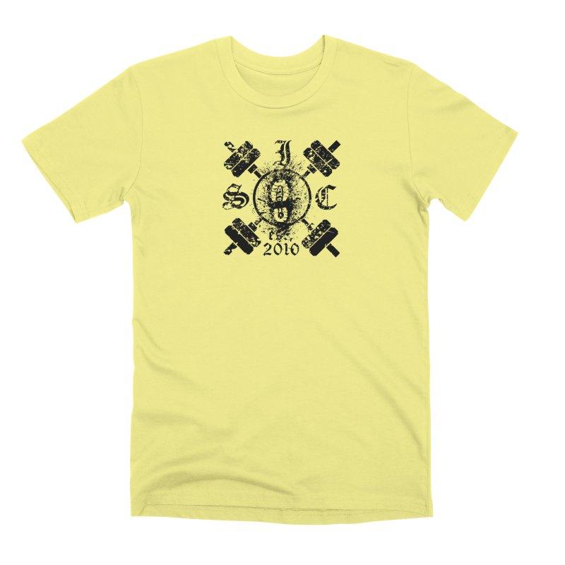 Intrepid Army Men's Premium T-Shirt by Intrepid CF Warwick's Artist Shop