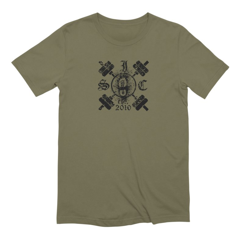 Intrepid Army Men's Extra Soft T-Shirt by Intrepid CF Warwick's Artist Shop