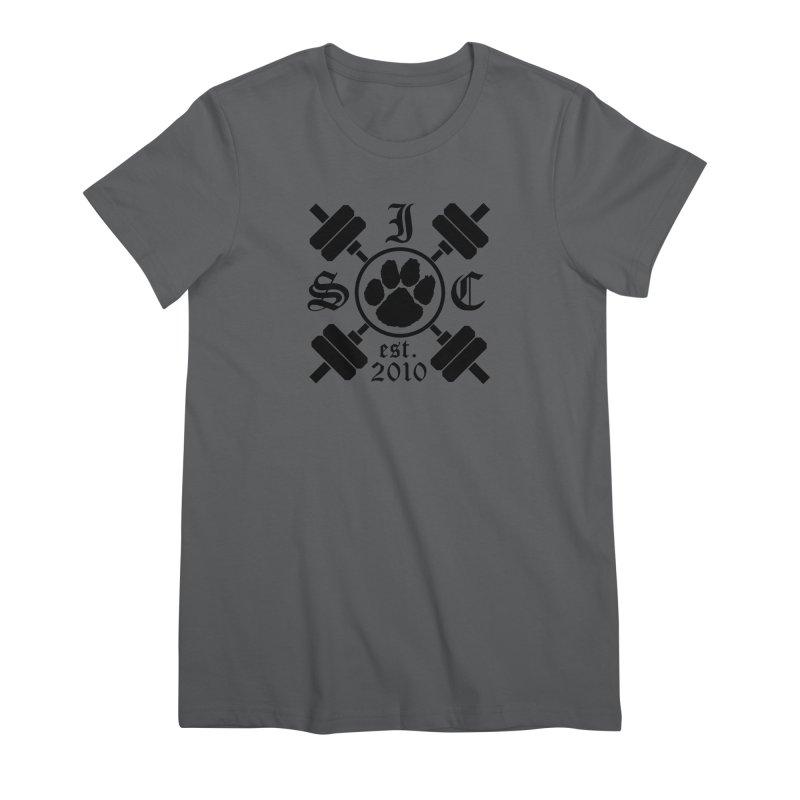 Intrepid ISC Women's T-Shirt by Intrepid CF Warwick's Artist Shop