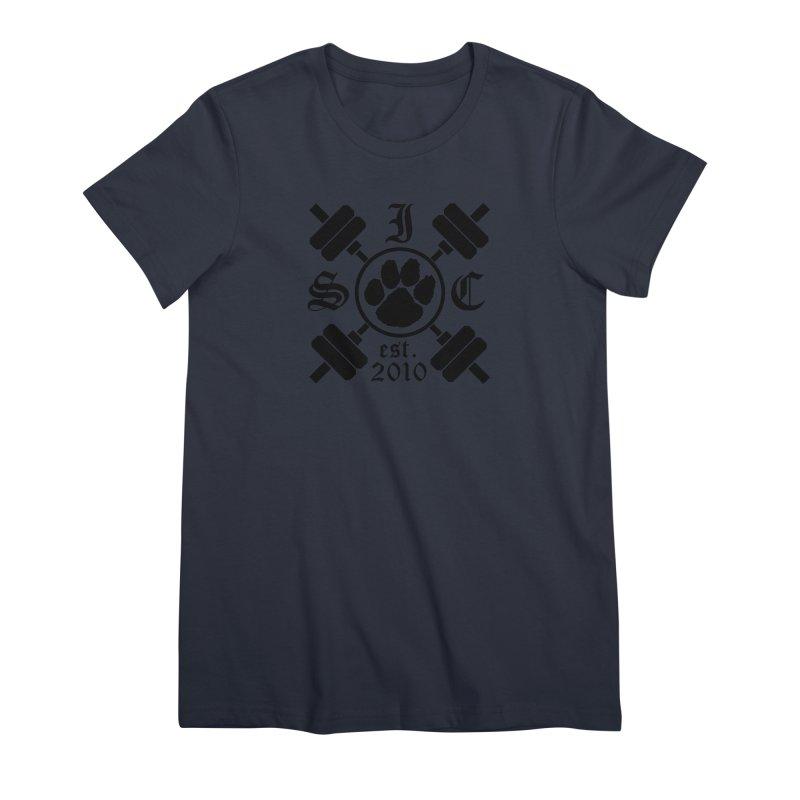 Intrepid ISC Women's Premium T-Shirt by intrepidcfwarwick's Artist Shop
