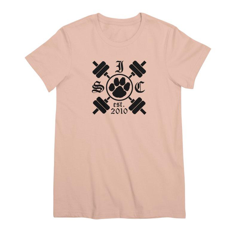 Intrepid ISC Women's Premium T-Shirt by Intrepid CF Warwick's Artist Shop