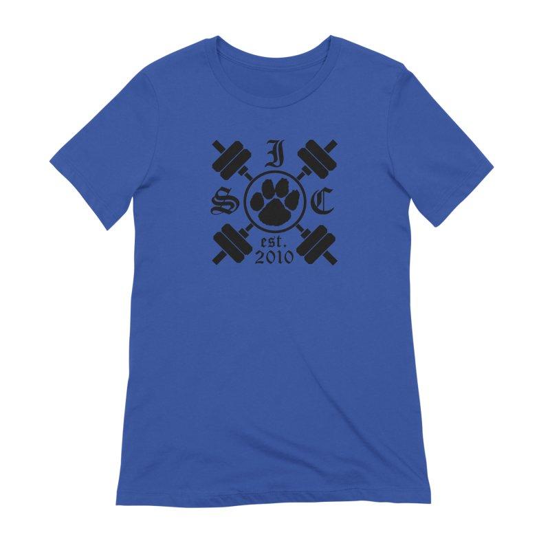 Intrepid ISC Women's Extra Soft T-Shirt by Intrepid CF Warwick's Artist Shop
