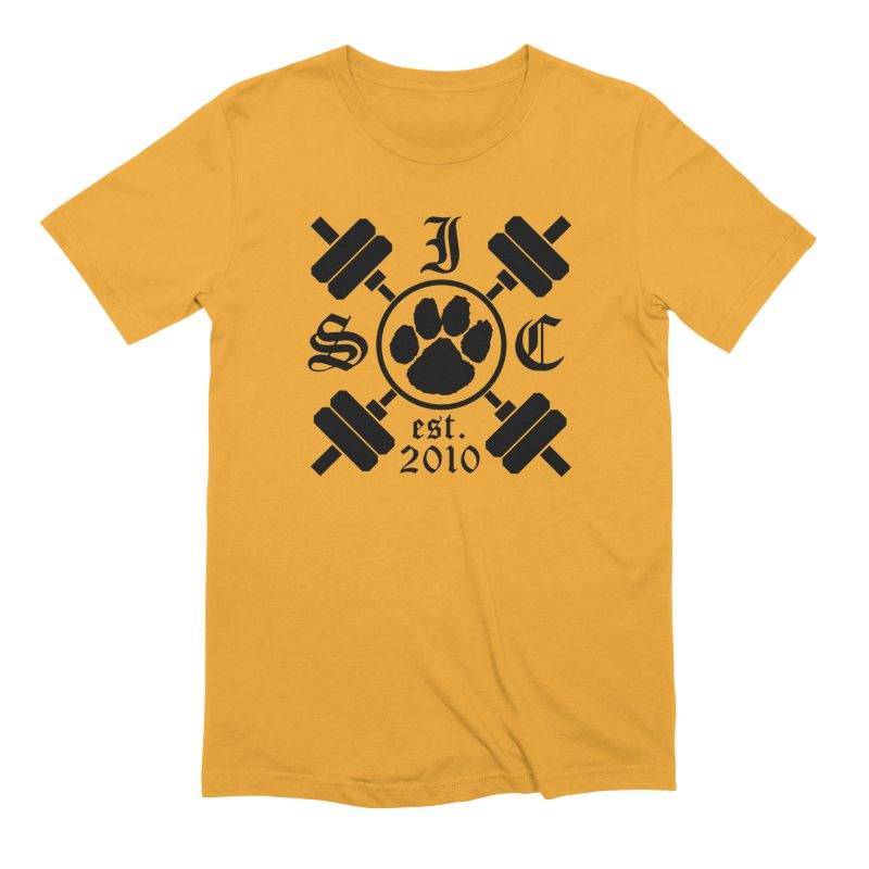Intrepid ISC Men's Extra Soft T-Shirt by Intrepid CF Warwick's Artist Shop