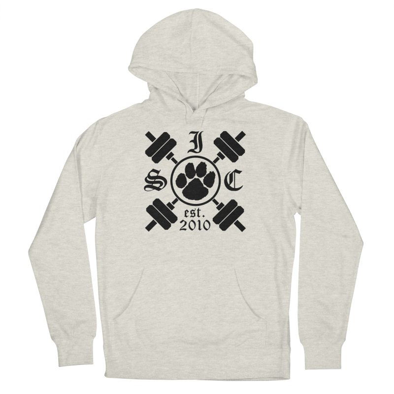 Intrepid ISC Men's French Terry Pullover Hoody by intrepidcfwarwick's Artist Shop