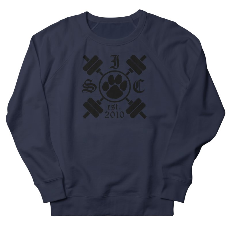 Intrepid ISC Women's French Terry Sweatshirt by Intrepid CF Warwick's Artist Shop