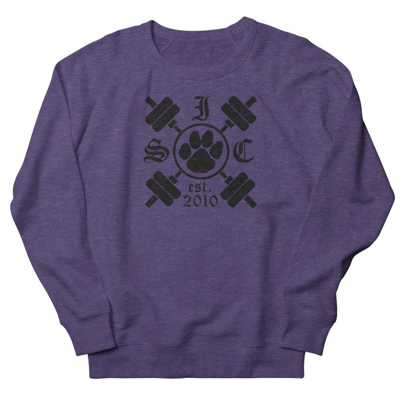 Intrepid ISC Men's French Terry Sweatshirt by Intrepid CF Warwick's Artist Shop