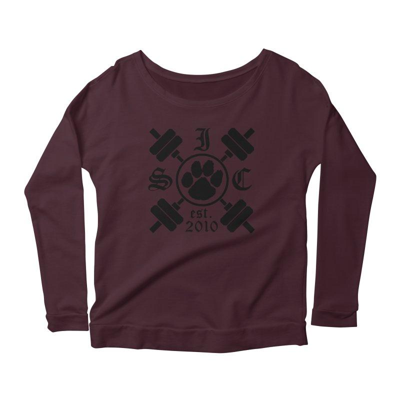 Intrepid ISC Women's Scoop Neck Longsleeve T-Shirt by Intrepid CF Warwick's Artist Shop