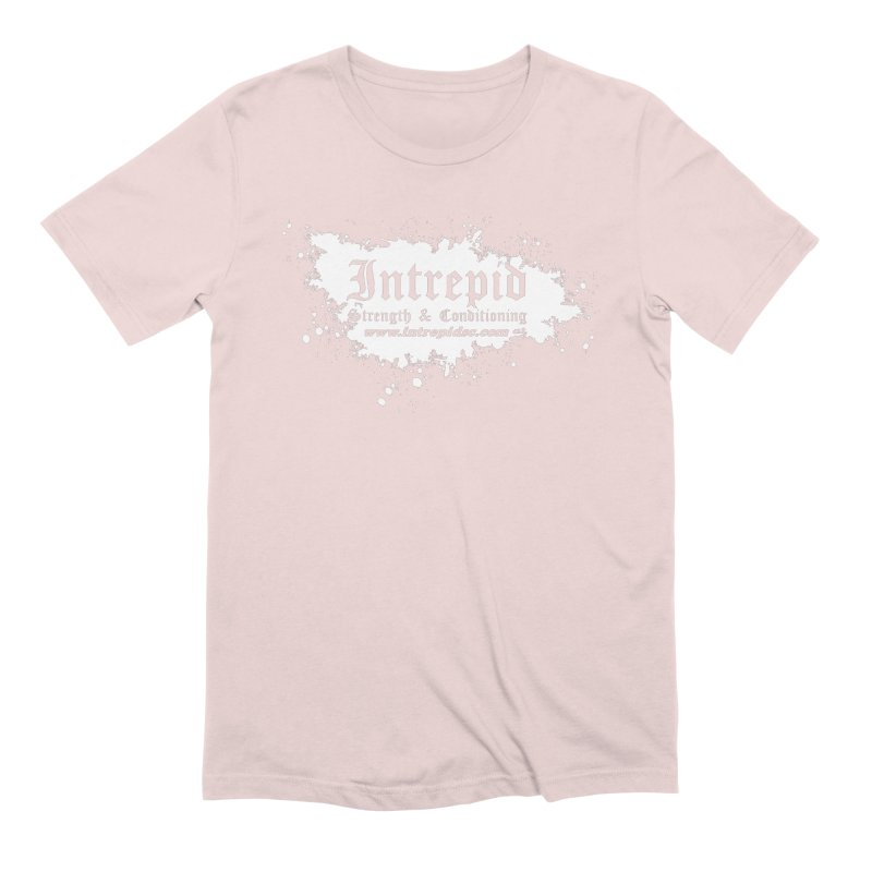 Splatter Men's Extra Soft T-Shirt by Intrepid CF Warwick's Artist Shop