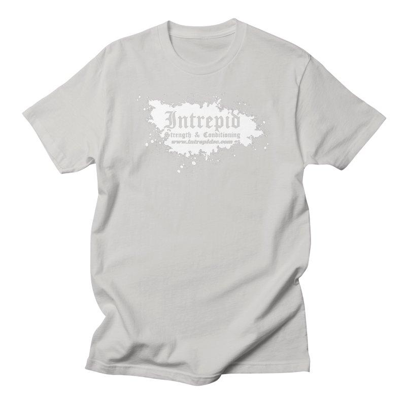 Splatter Men's Regular T-Shirt by Intrepid CF Warwick's Artist Shop