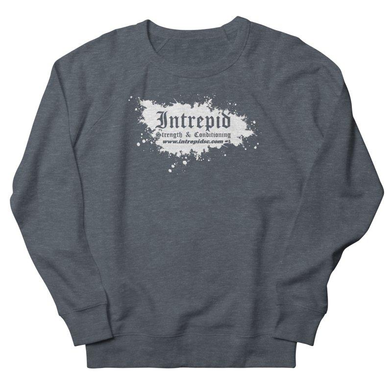 Splatter Women's French Terry Sweatshirt by Intrepid CF Warwick's Artist Shop