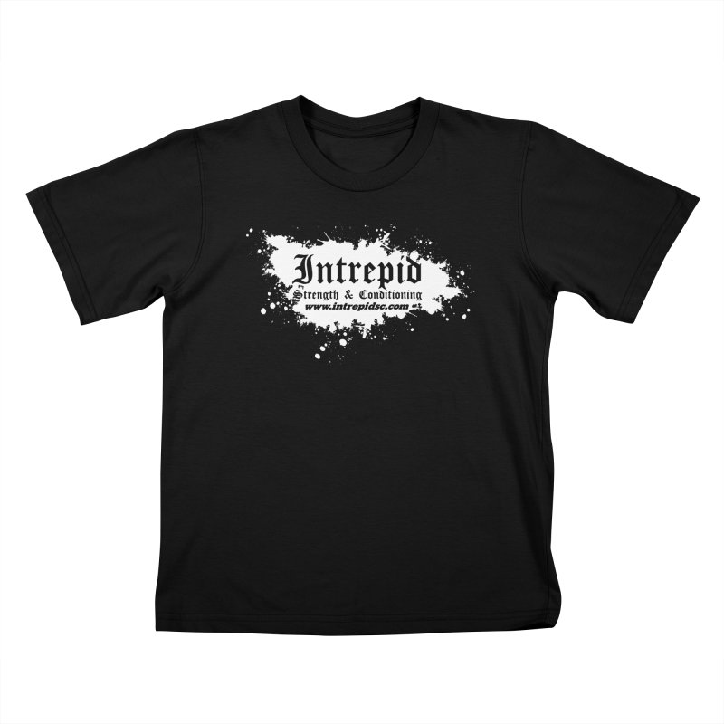 Splatter Kids T-Shirt by Intrepid CF Warwick's Artist Shop