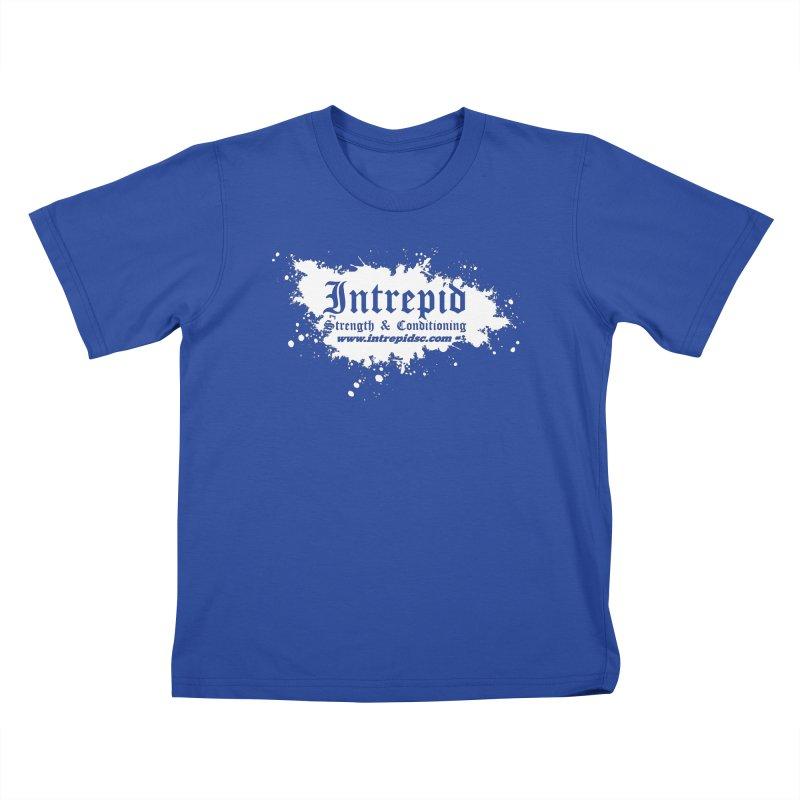 Splatter Kids T-Shirt by Intrepid CF Warwick's Artist Shop