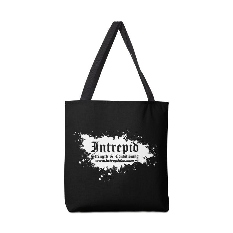 Splatter Accessories Tote Bag Bag by Intrepid CF Warwick's Artist Shop