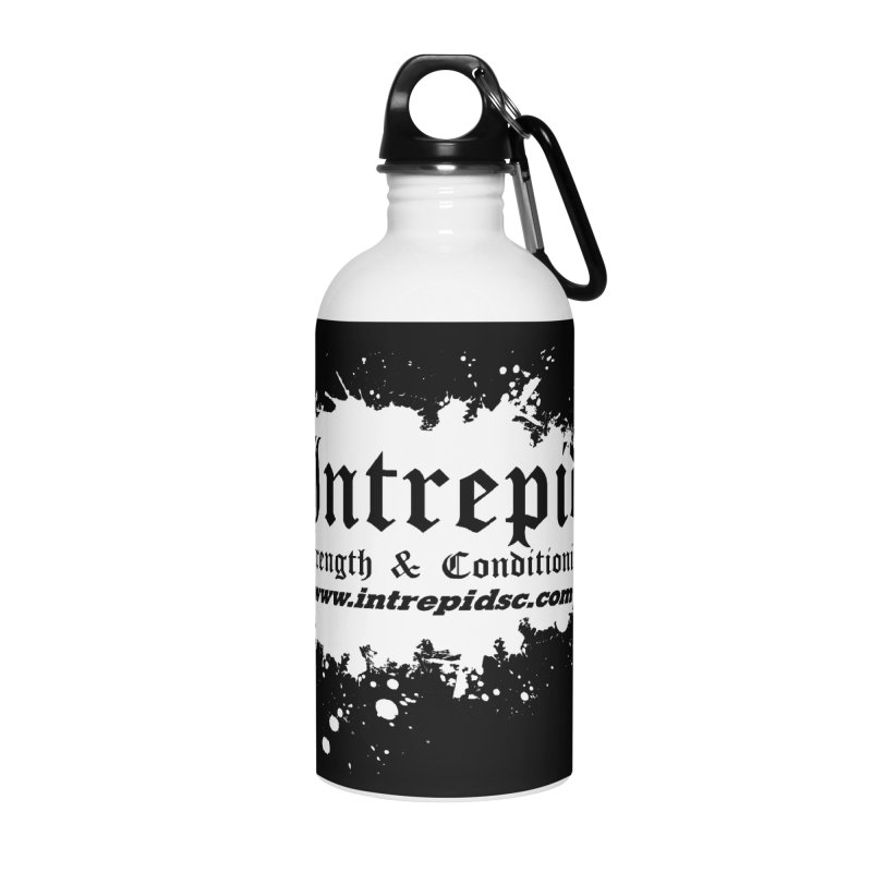 Splatter Accessories Water Bottle by Intrepid CF Warwick's Artist Shop