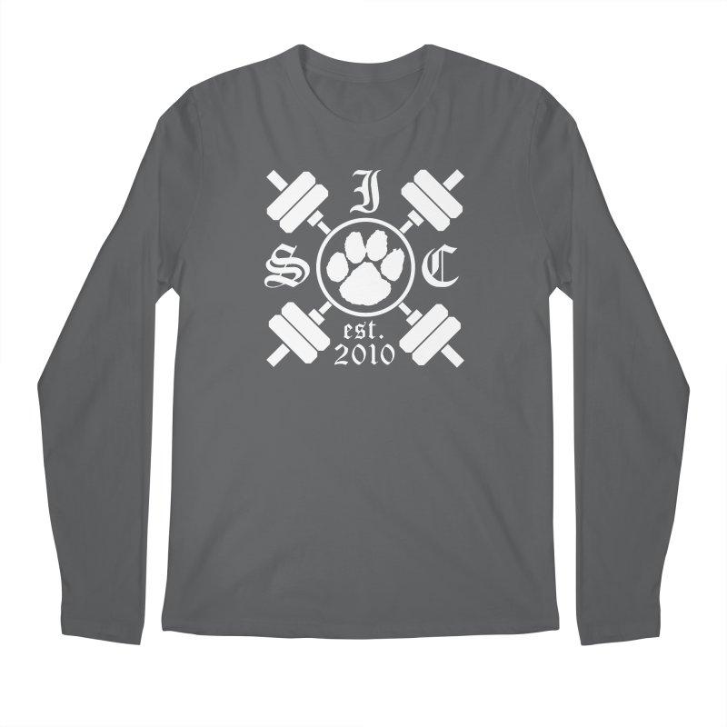 Intrepid Barbells Men's Longsleeve T-Shirt by Intrepid CF Warwick's Artist Shop
