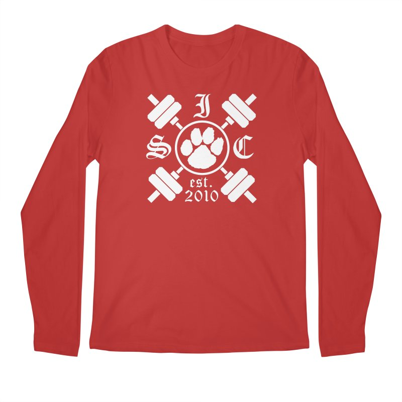 Intrepid Barbells Men's Regular Longsleeve T-Shirt by Intrepid CF Warwick's Artist Shop