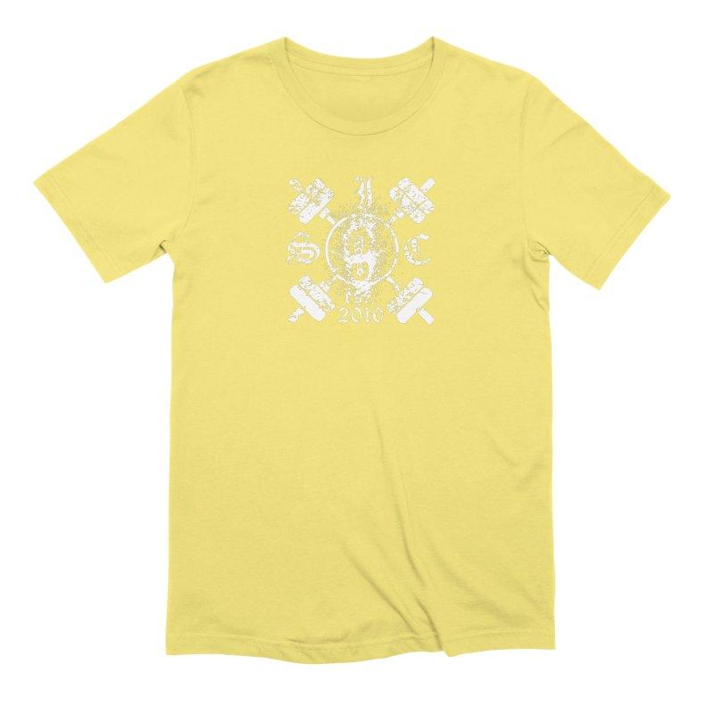 Intrepid Army White Men's Extra Soft T-Shirt by intrepidcfwarwick's Artist Shop