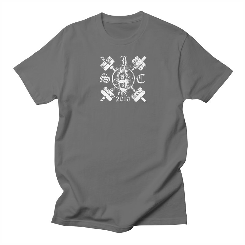 Intrepid Army White Men's T-Shirt by Intrepid CF Warwick's Artist Shop