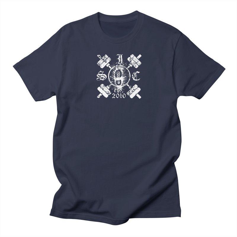 Intrepid Army White Women's Regular Unisex T-Shirt by Intrepid CF Warwick's Artist Shop